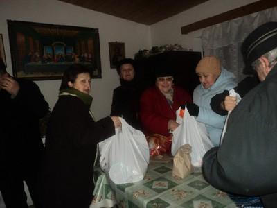 La Parohia Oradea Nufarul