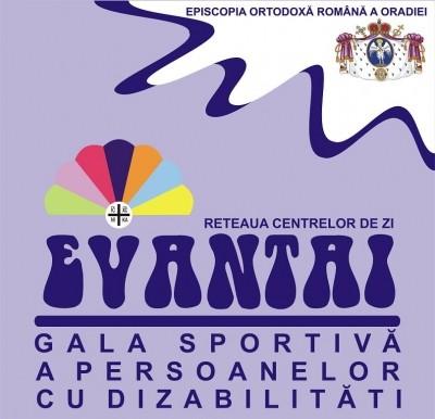 Gala Sportiva Evantai pentru persoanele cu dizabilitati