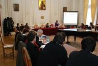 Întâlnire de planificare în cadrul proiectului FORTE