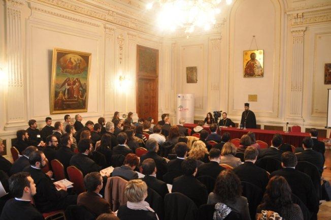 Întrunire în cadrul Proiectului FORTE la Palatul Patriarhiei
