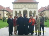 Vizită de studiu în Arhiepiscopia Alba-Iuliei