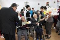 Ziua Senectuții la centrul de vârstnici din Băița