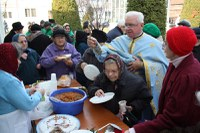 Un an de filantropie la sucursala Sf.Gheorghe