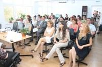 Proiectul Spune Stop inactivității - conferință de presă