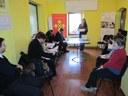 Schimb de experiență în activități sociale la Oradea