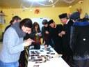 Schimb de experienta la Alba-Iulia, vizita a doua