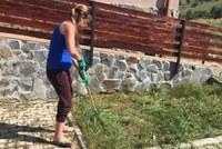 Voluntari americani în sprijinul Asociației Filantropia Oradea