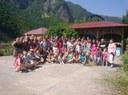 Tabără de vară pentru tineri cu dizabilități în Azerbaijan