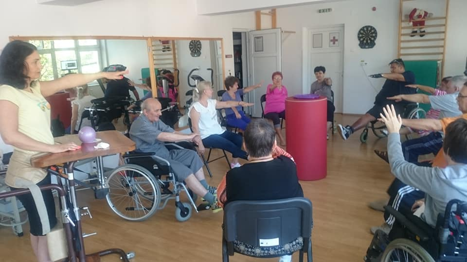 Recuperare pentru persoane cu dizabilități