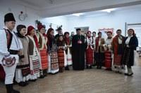 Serbarea de Crăciun la Centrul SM Oradea