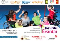 Jocurile Evantai 2017