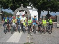 Pelerinaj pe bicicletă la mănăstirea Huta