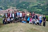 Tabăra de tineret în Spania pentru voluntarii Filantropia