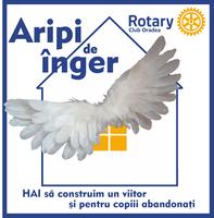 """Clubul Rotary Oradea susține """"Aripi de înger"""""""