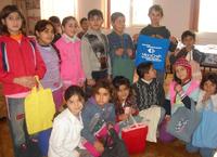 Proiectul pentru copii rromi al Sucursalei Girișu de Criș