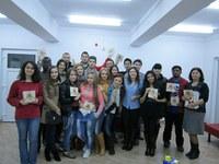 1 Martie cu tinerii străini din Oradea