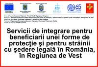 Centrul Regional de Integrare a ajuns si la Arad
