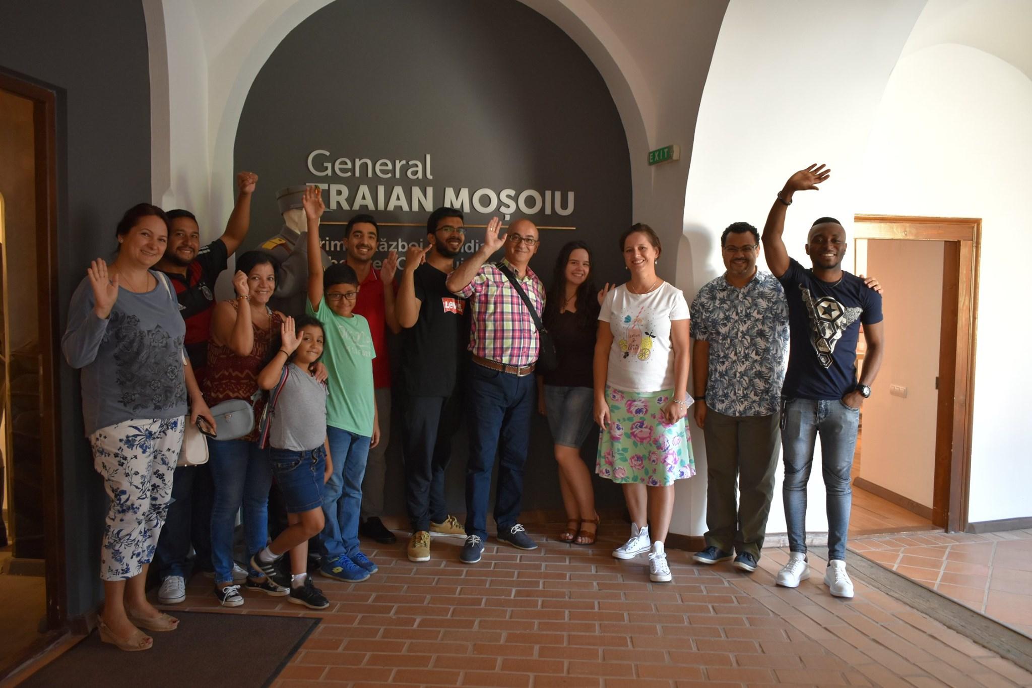 Expediție despre istorie și etnografie în Oradea