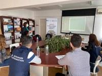 Formarea echipei pentru sprijinirea migranților