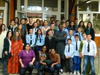Proiect educațional cu cetățeni străini