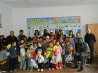 Studenți străini adoptă suflete