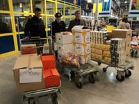 Angajaţii Penitenciarului Oradea adoptă suflete