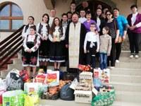 Cu Sfânta Cruce la bunicii din Ponoară