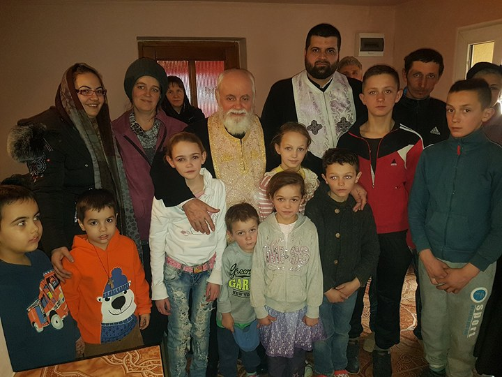 Duminica Ortodoxiei în casă nouă